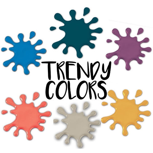 Trendy Palette