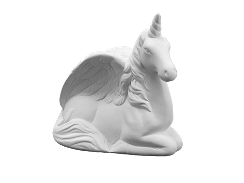 Magical Winged Unicorn