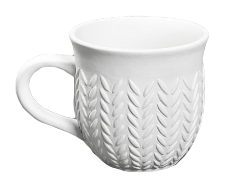 Stitched Mug