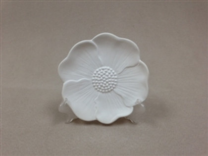 Periwinkle Flower Dish