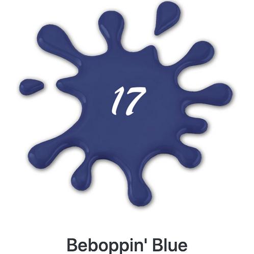 #17 Beboppin Blue