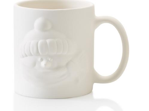 Snowman Animal Mug