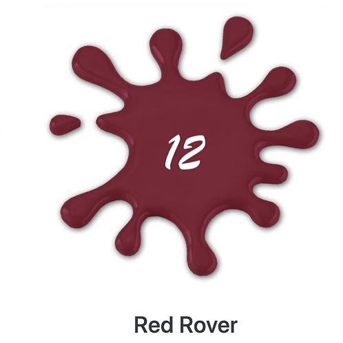 #12 Red Rover (Deep Burgundy)