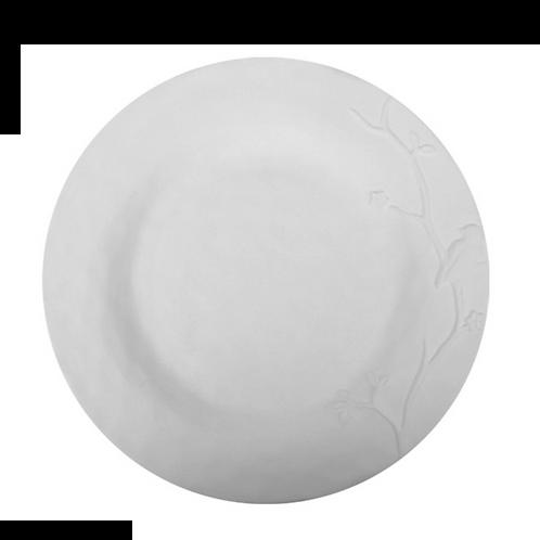 Bird Blossom Plate