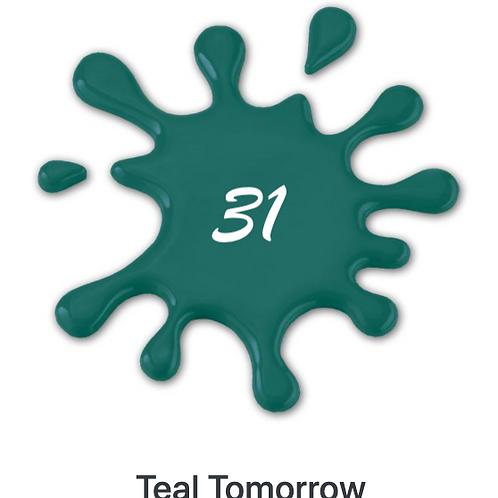 #31 Teal Tomorrow