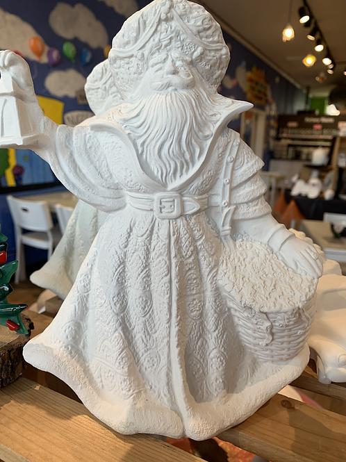 Renaissance Santa with Lantern