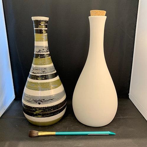 Oil Bottle w/ Cork
