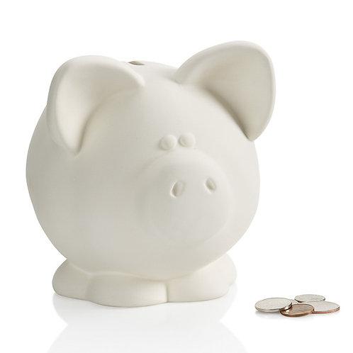 """Lg. Piggy Bank (6.5""""H)"""