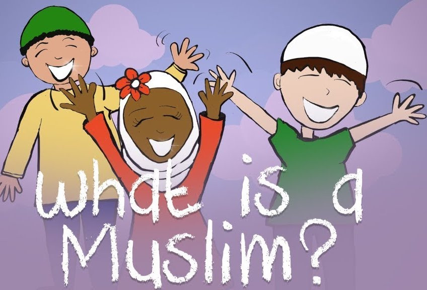 A book about a Positive Muslim Identity