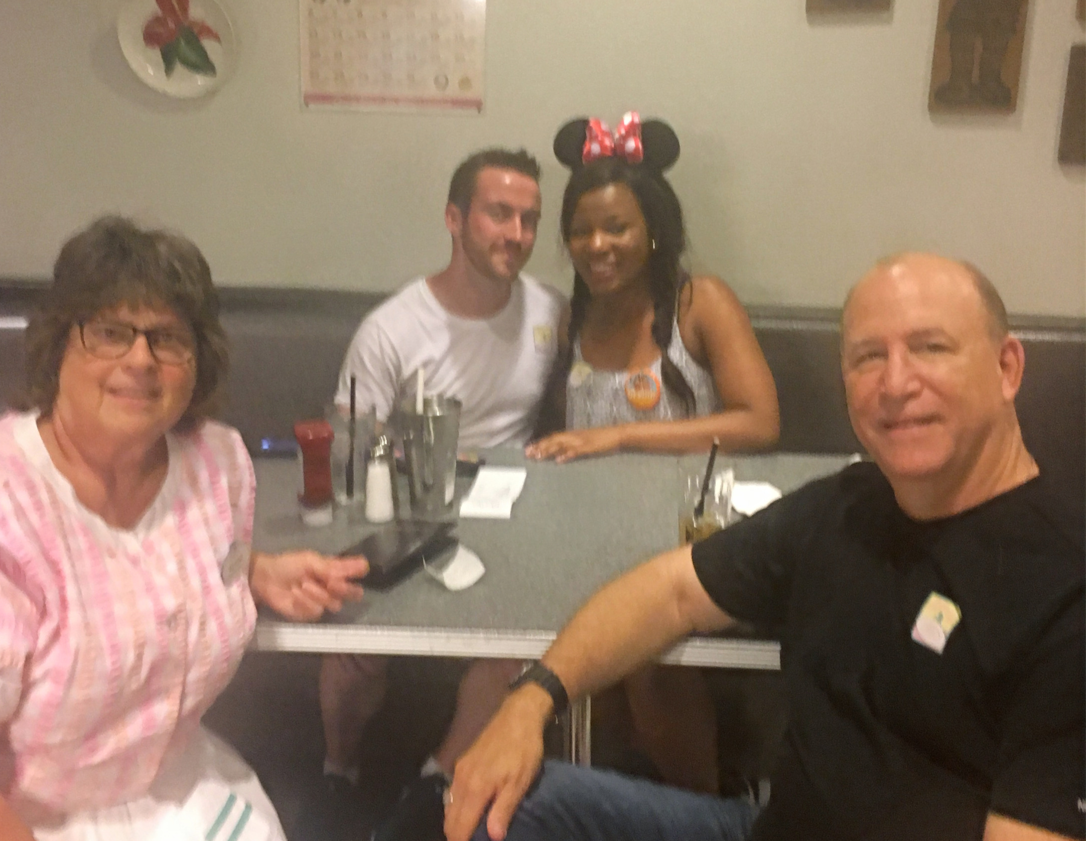 Dine with a Former Imagineer