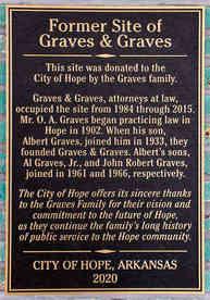 Civic Historical Dedication and Gratitude Plaque