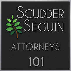 Attorney Business Logo Office Plaque