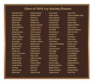 College Society Donor Plaque