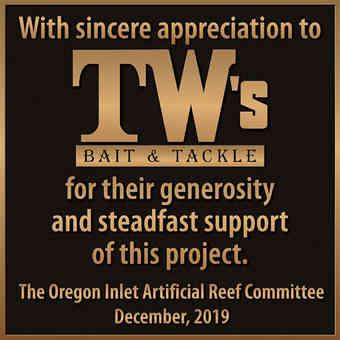 Company Appreciation Project Support Plaque
