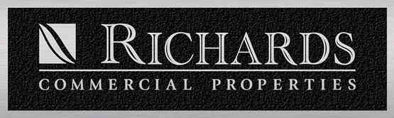 Commercial Properties Business Name & Logo Plaque