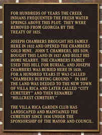 Gold Mine Historic Infomation Wall Plaque