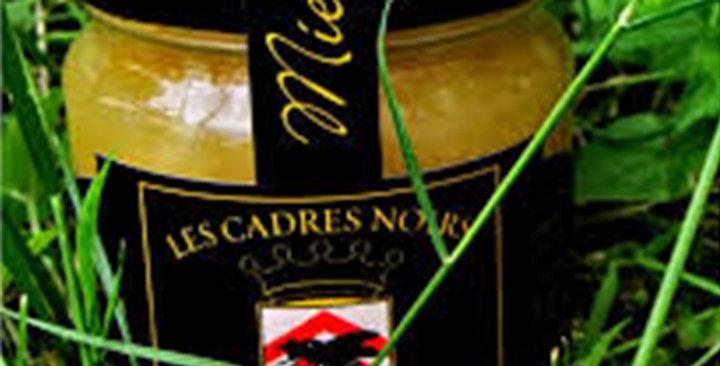 Cadres Noirs Percherons - Miel Fleurs de Châtaiginer - 250 g