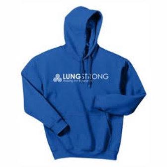 Adult Unisex Gildan Hooded Sweatshirt