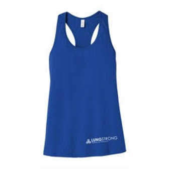 Womens Bella+Canvas Jersey Racerback Tank