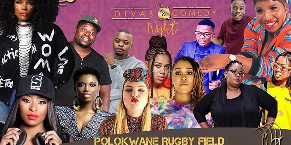 Mapungubwe Divas & Comedy 2019