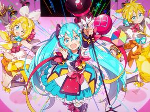 New vocaloid song! むてきPOP公開