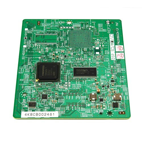 KX-NS0111X  VOIP DSP Card (Size M)  for KX-NS1000