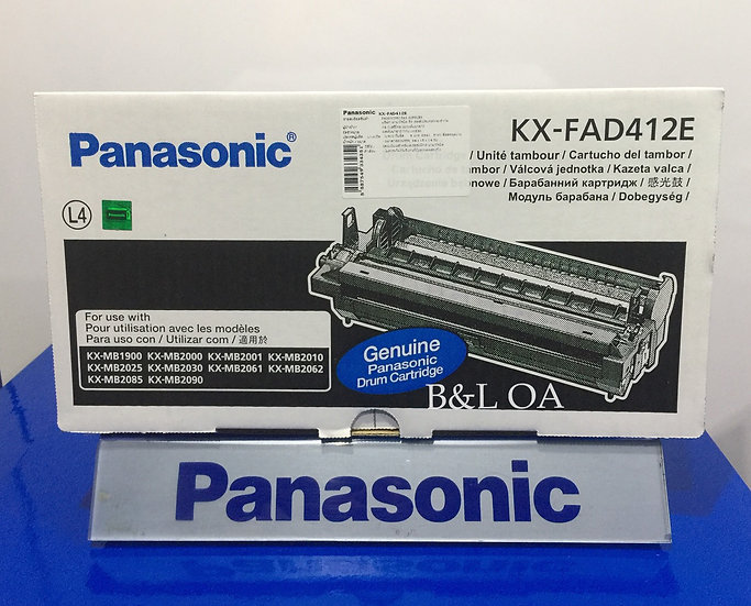 KX-FAD412E Panasonic Laser Drum Unit ชุดดรัมแฟกซ์เลเซอร์
