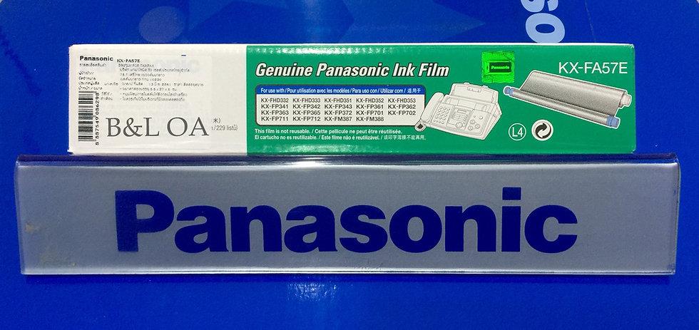 KX-FA57E Panasonic Inkfilm ม้วนฟิล์มแฟกซ์