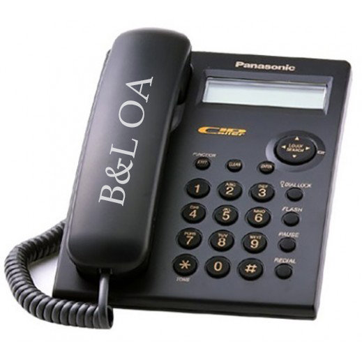 KX-TSC11MX  โทรศัพท์โชว์เบอร์  Single Line Phone (Caller ID)