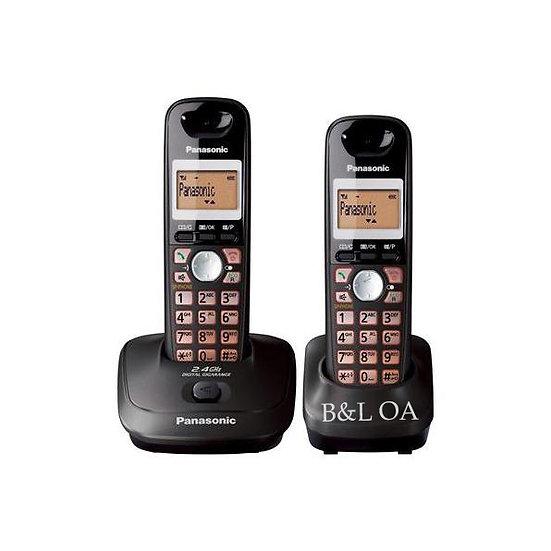 KX-TG3552BX  Cordless Phone 2.4GHz (2 Handsets)