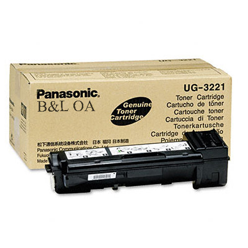 UG-3221 Panasonic Laser Toner for UF-490/4100 ผงหมึกแฟกซ์เลเซอร์