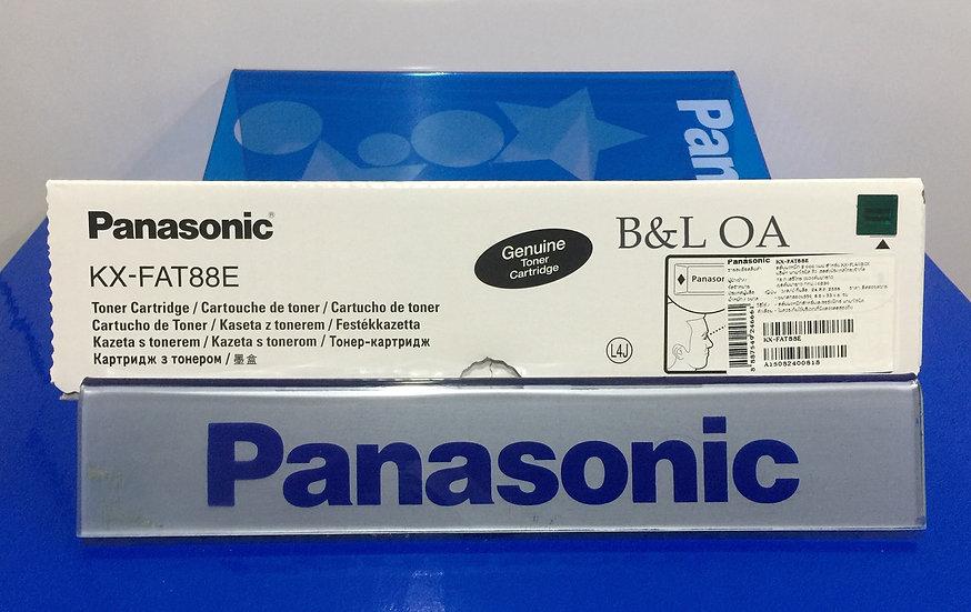 KX-FAT88E Panasonic Laser Toner ผงหมึกแฟกซ์เลเซอร์