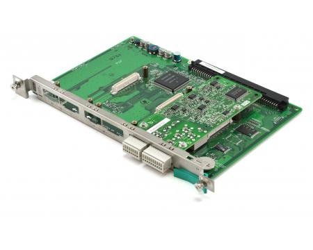 KX-TDA0190XJ แผงเสริม 3 ช่อง Optional Card 3 Slots for KX-TDA/TDE100-200-600