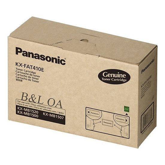 KX-FAT410E ชุดดรัมพร้อมผงหมึก Panasonic All in One Laser Toner and Drum