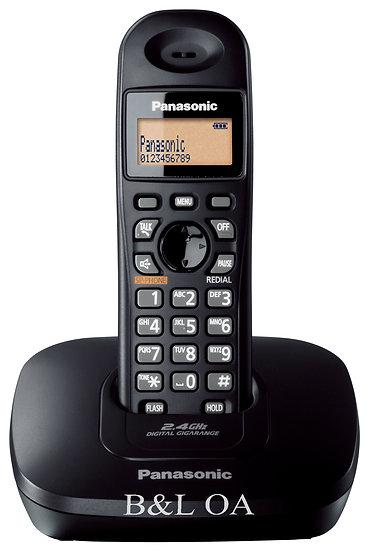 KX-TG3611BX  Cordless Phone 2.4 GHz. Caller ID