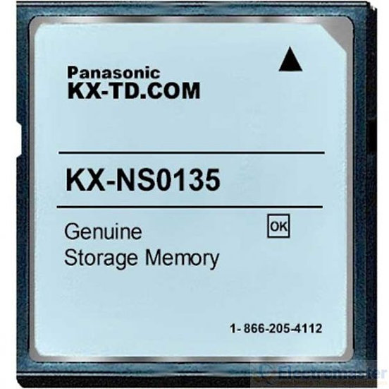 KX-NS0135X  Storage Memory (Size S) for KX-NS1000