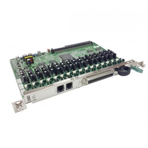 KX-TDA0174XJ  แผงขยาย16สายในแบบอนาล็อค 16 Analog Extension Card