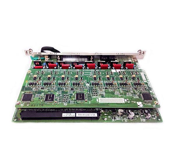 KX-TDA6382XJ แผงสายนอก 16 หมายเลข (Caller ID) Analog Trunk Card:KX-TDA/TDE600