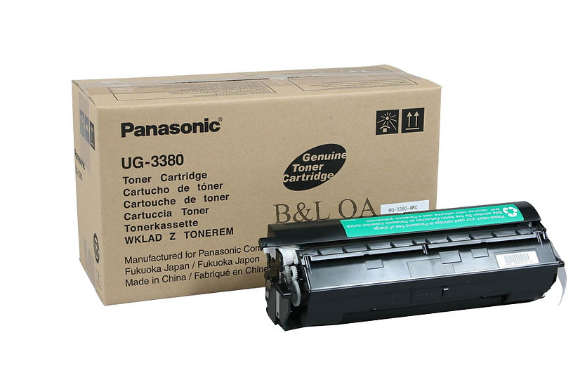 UG-3380 (All in One) Panasonic Laser Drum with Toner  for UF-585/590/5300/6300