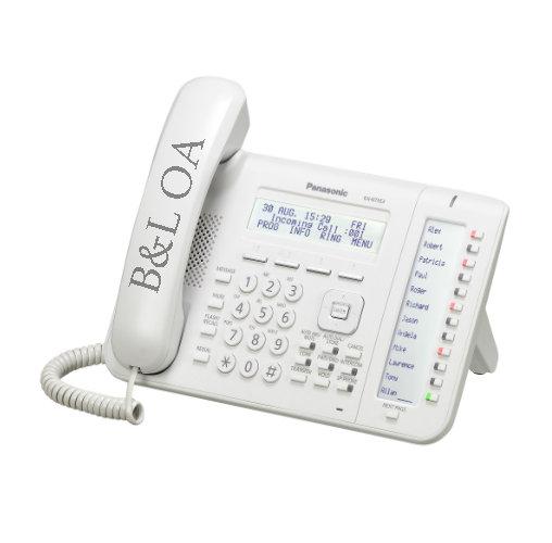KX-NT553X Proprietary IP Phone 24 Keypads,LCD