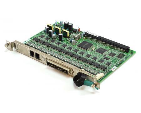 KX-TDA6178XJ แผง 24 สายในแบบอนาล็อค  24 Ports Analog Extension Card (Caller ID)