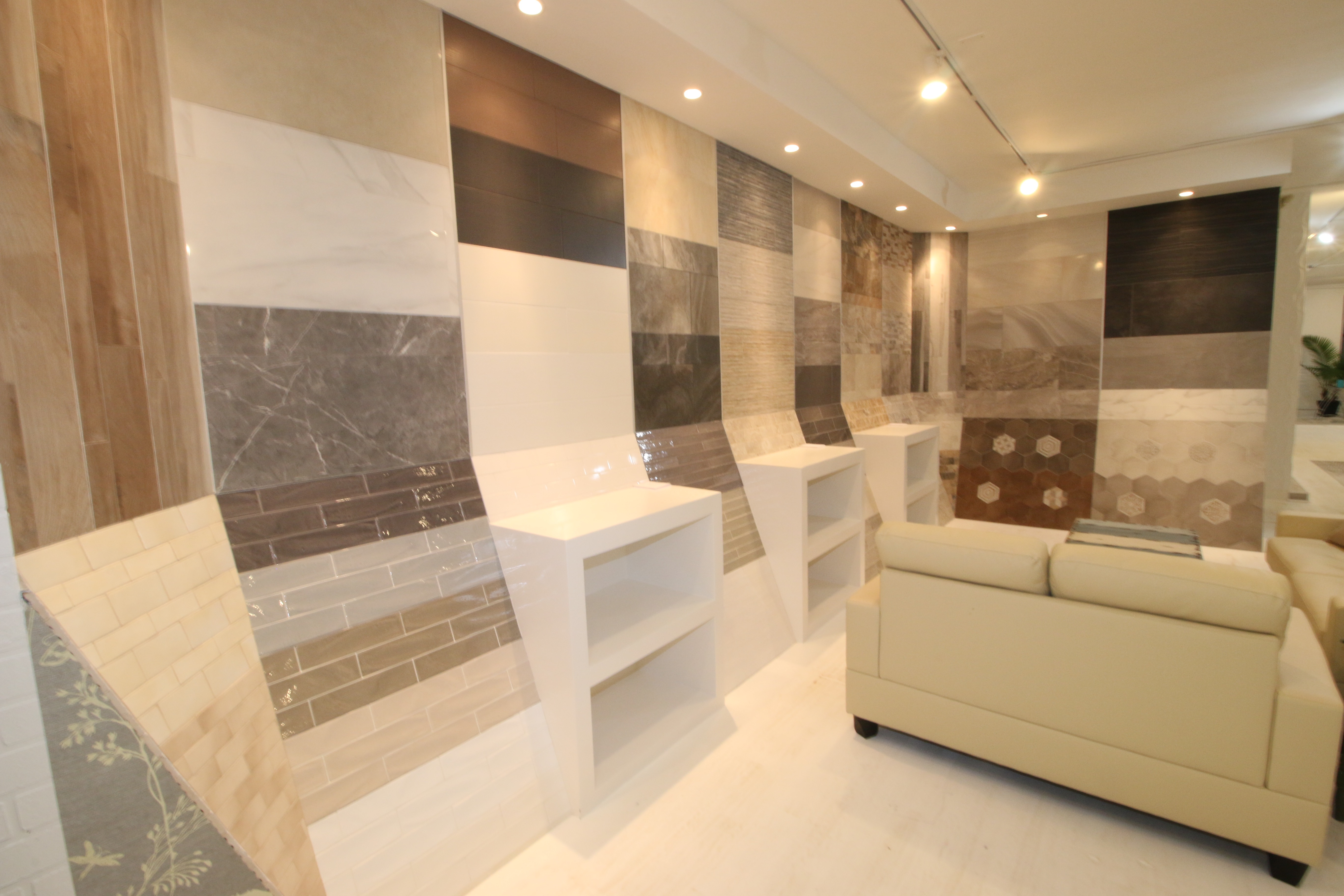 Another Look at Our Showroom Display