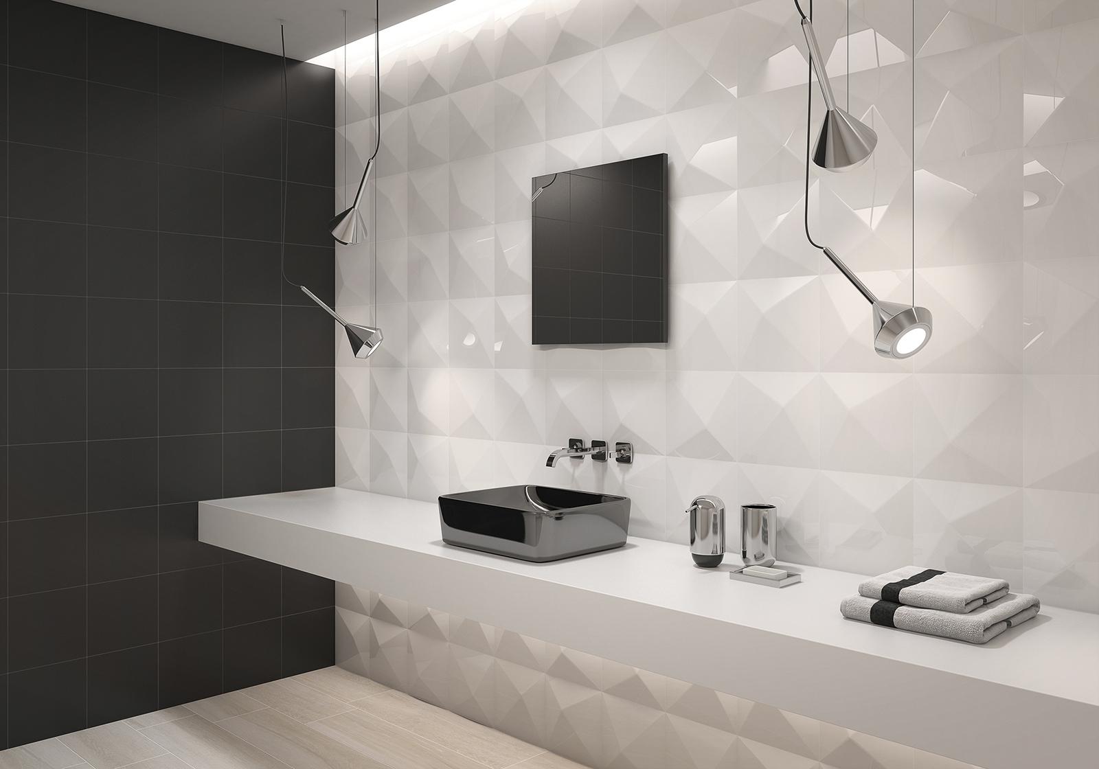 Basins & 3D Tile