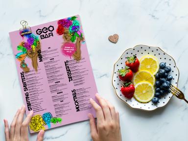 Free Resturant Menu - Flyer Mockup PSD.p