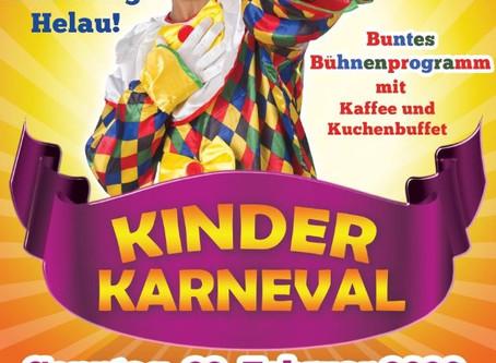 Kinderkarneval in Daseburg
