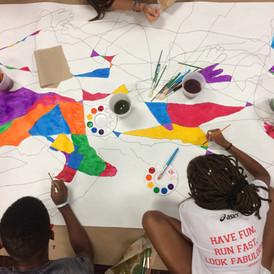 Making Art as if the World Mattered