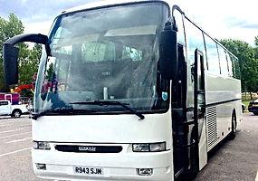 J&M Travel 51 Seat Volvo B10M