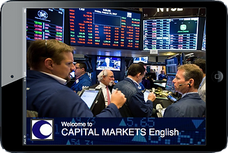 Capital Markets English online