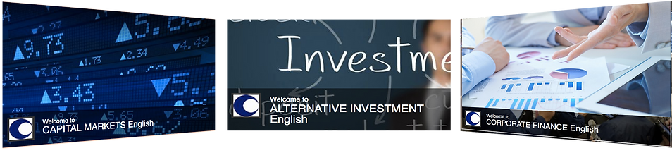 Financial English online