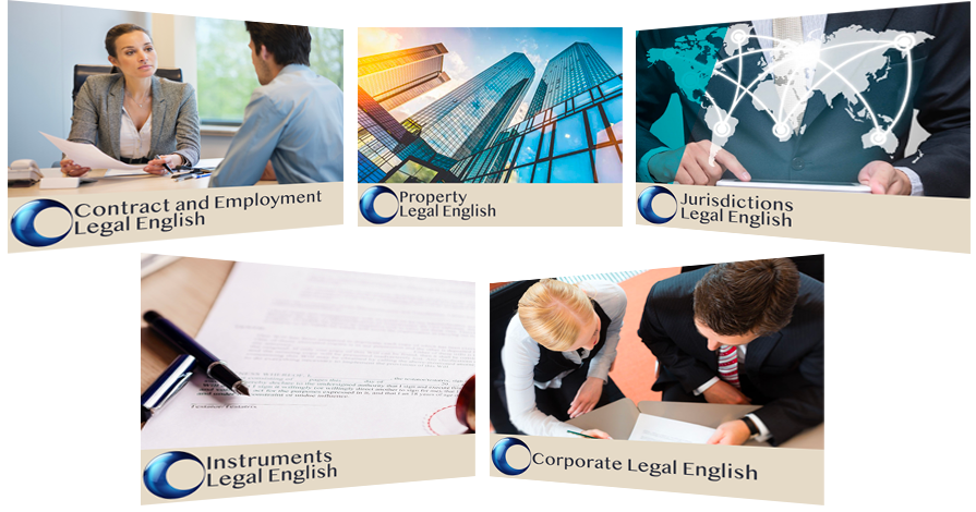 Legal English online
